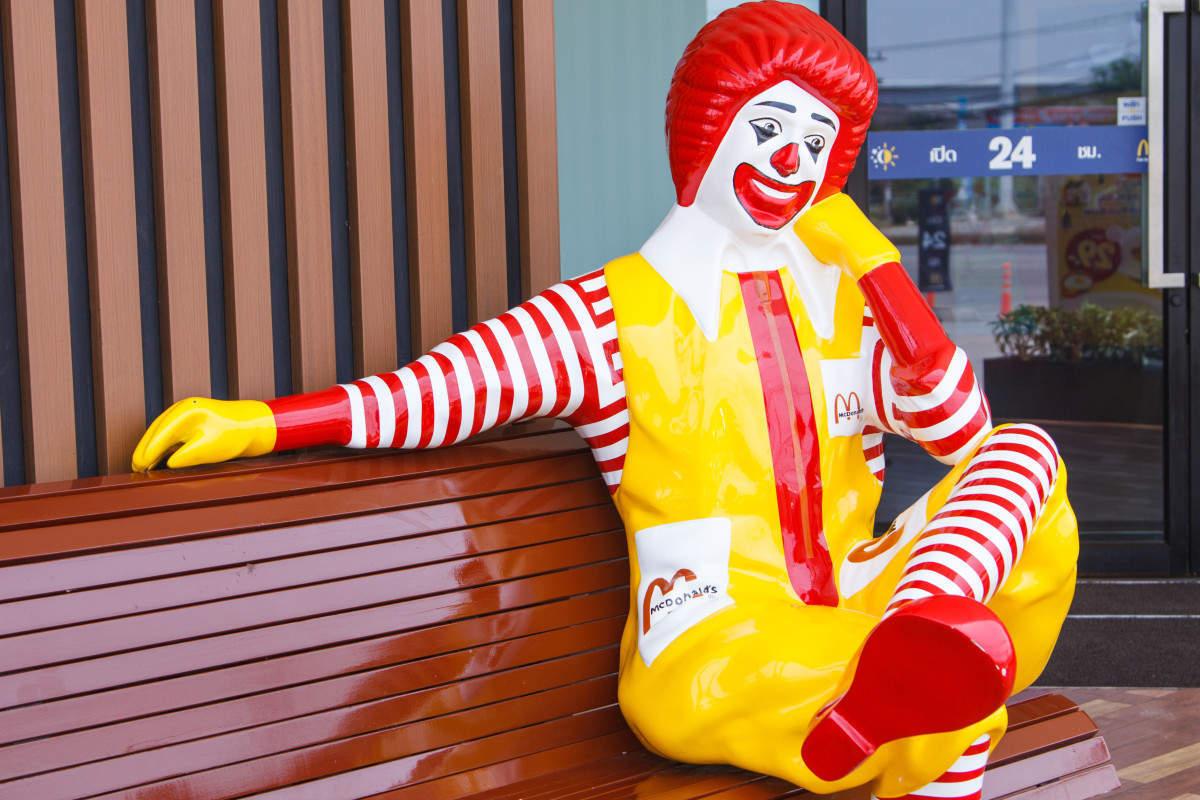 McDonald's: not everyone is lovin' it