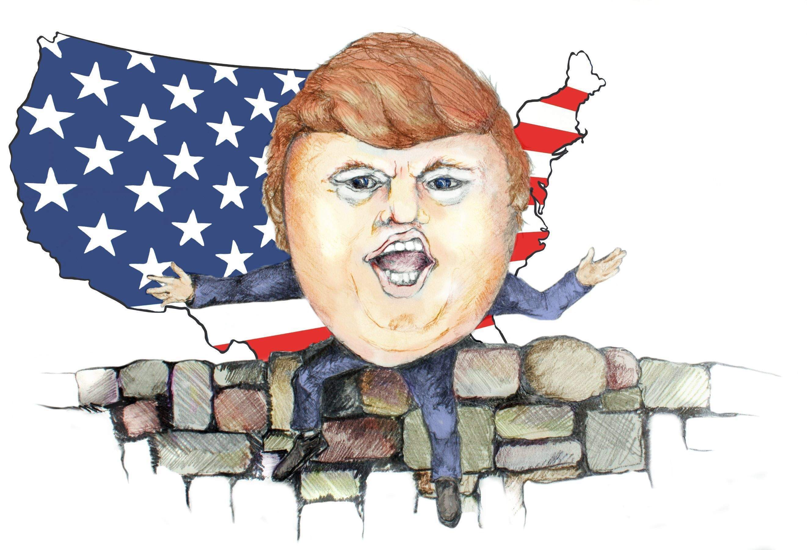 Brick by brick, Donald Trump's wall will destroy the environment
