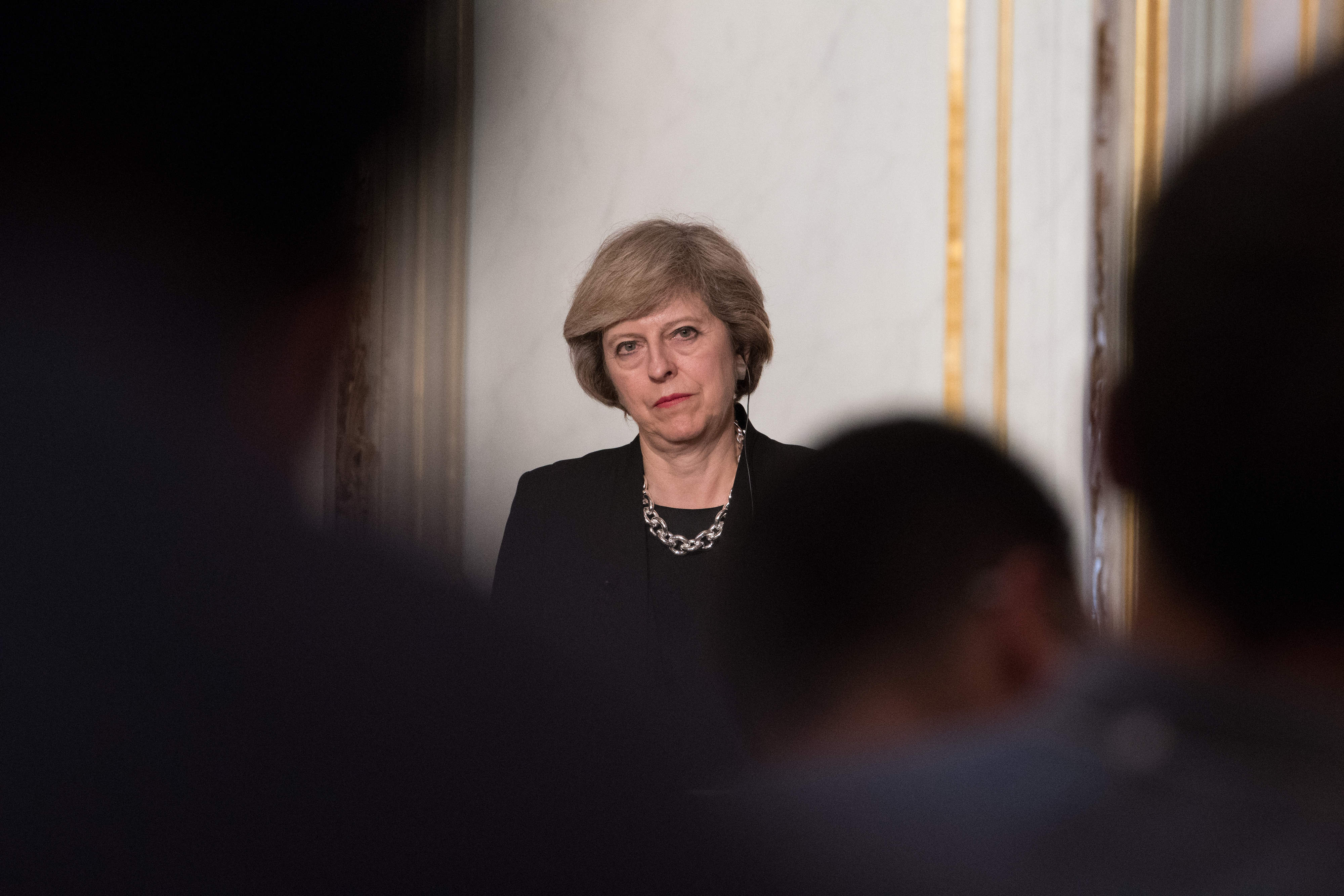 Here's the reaction to Theresa May's Brexit speech