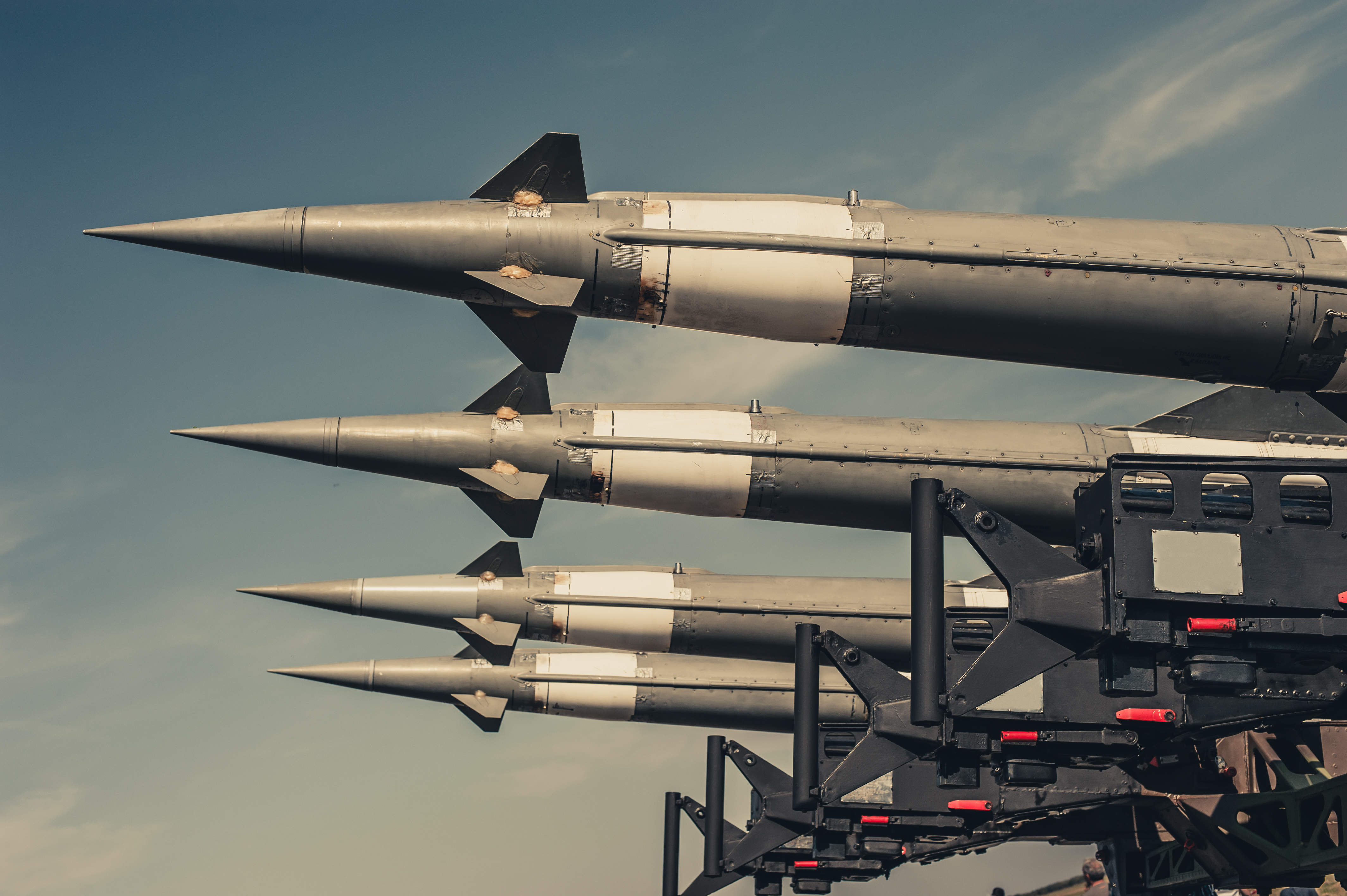 The endless arms race: Which countries are set to up their defence spending