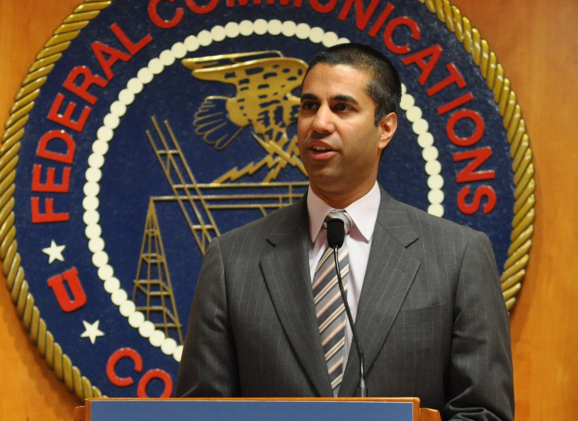 What does the new FCC chairman really think of net neutrality?