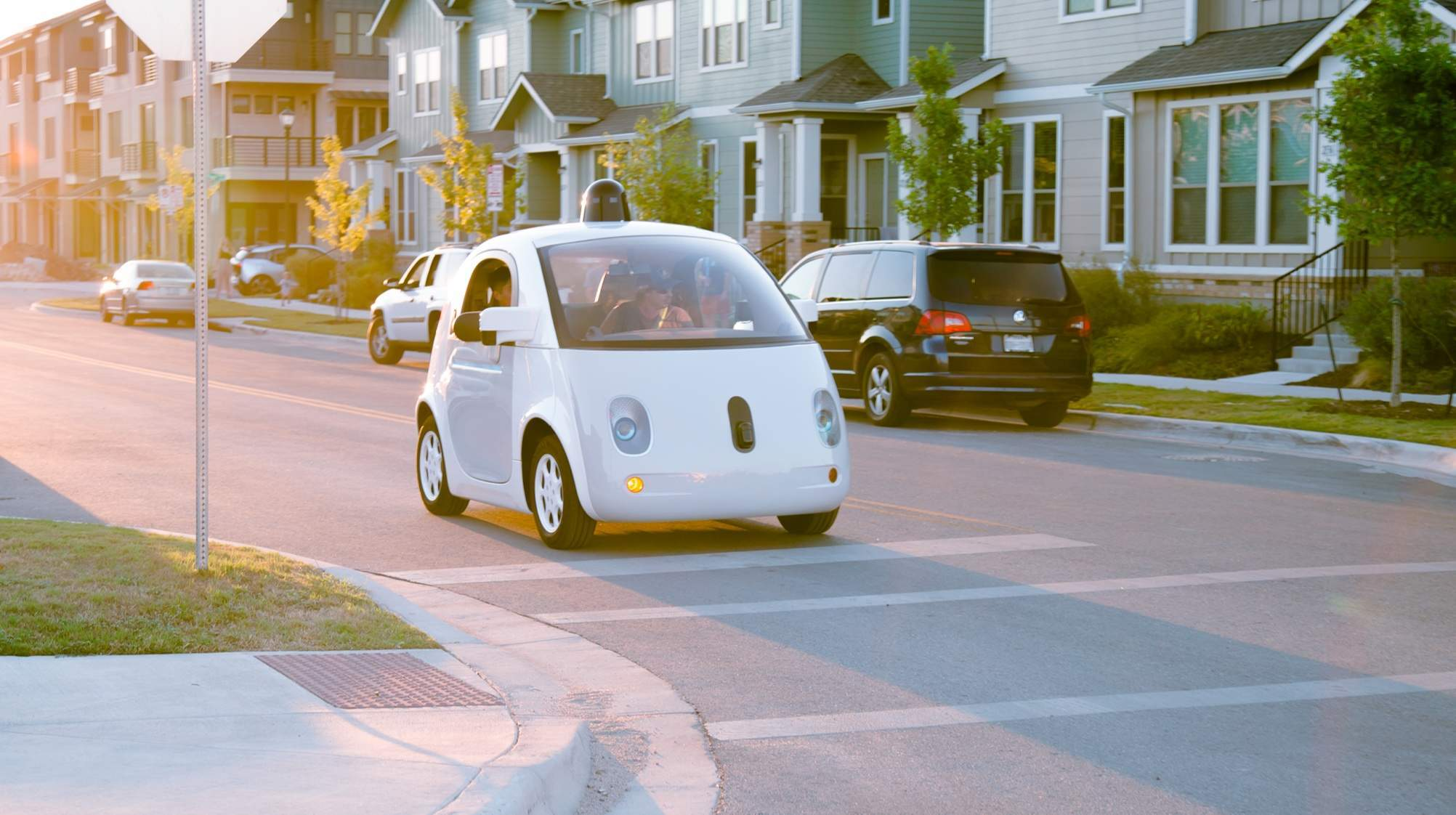 Alphabet is suing Uber for stealing its self-driving tech