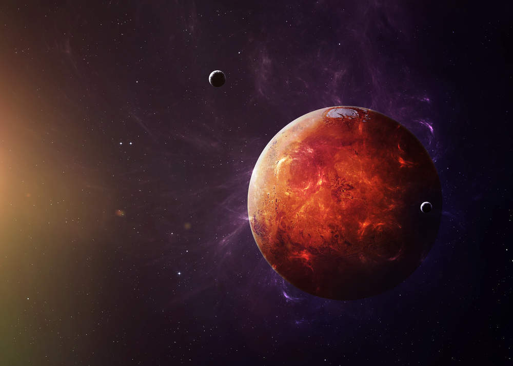 planet mars in the future - photo #16