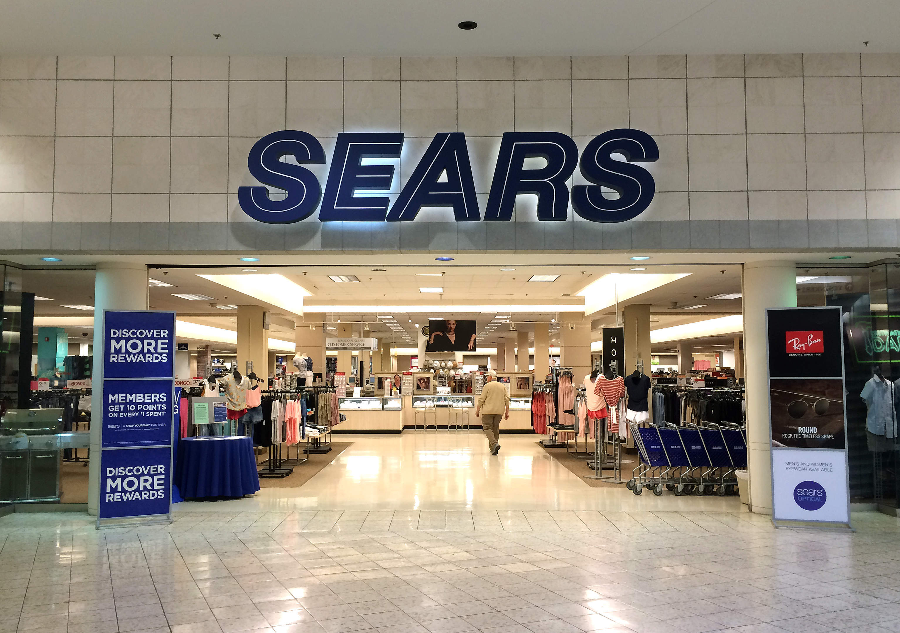 Sears: time to man the lifeboats