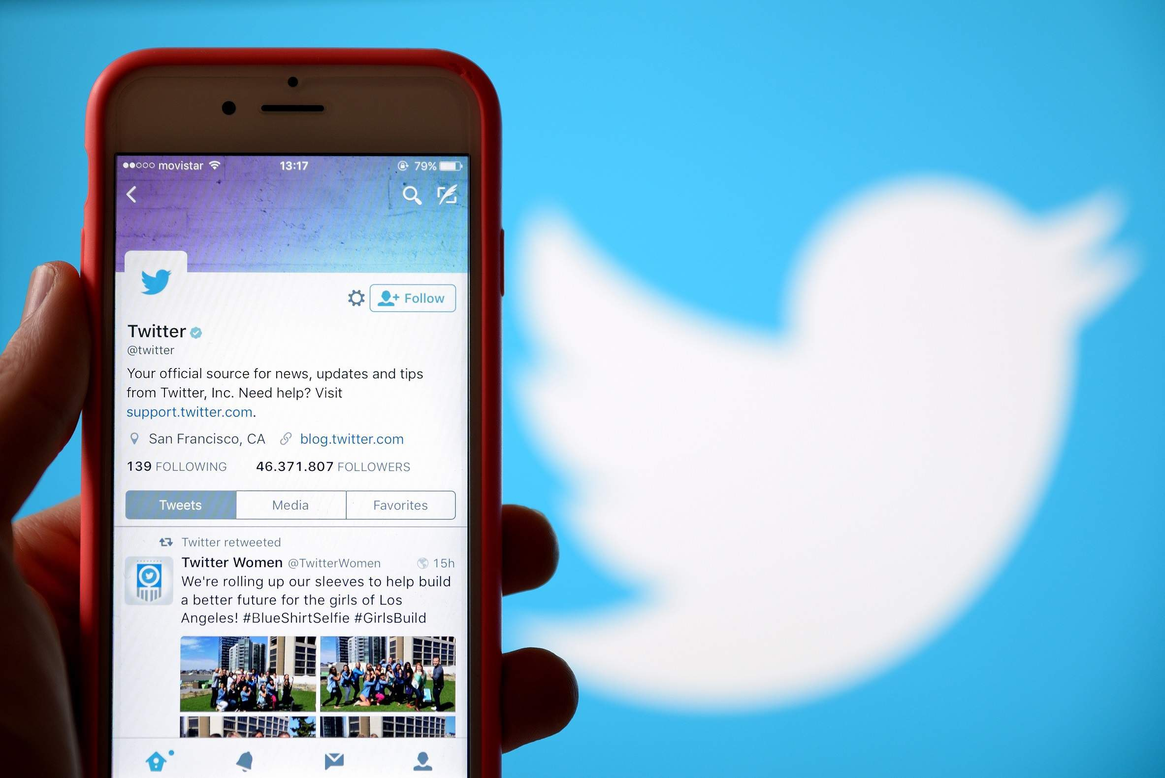 Twitter's cracking down but investors aren't happy and the hate is rising