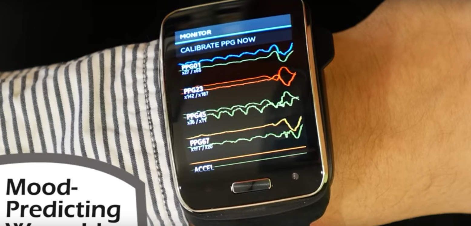 This watch will tell you when you're being boring