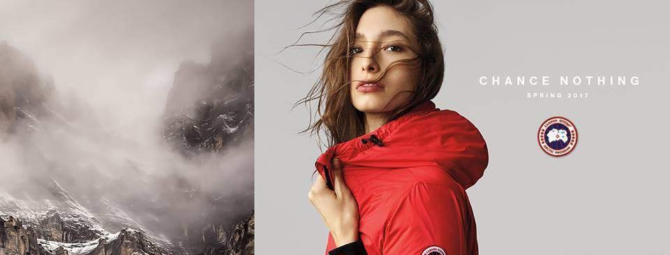 As the snow swirls in New York, luxury coat brand Canada Goose gets ready for $237m IPO