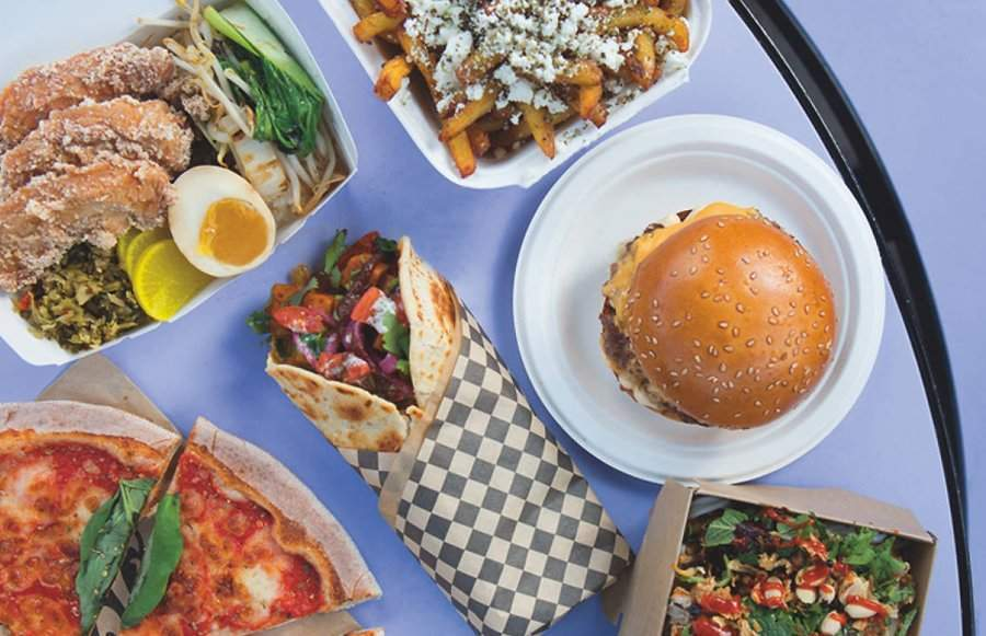 Nom, nom, nom: the food-delivery sector is booming