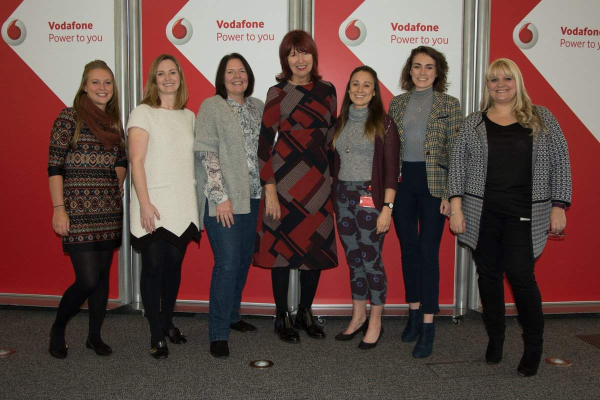 Vodafone wants to hire women on career breaks