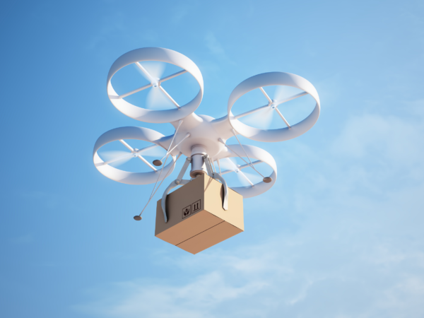 Believe the hype – why drone deliveries will be taking off