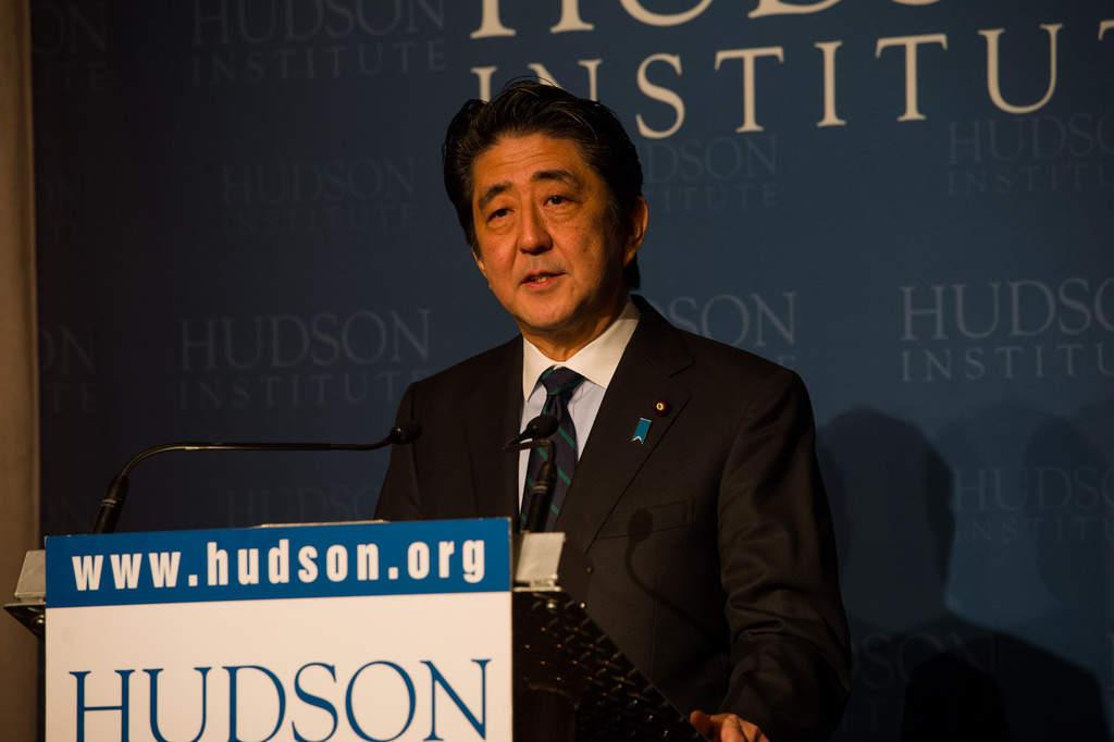 Japanese prime minister in Europe; US bans electronics on flights; MSPs debate indyref2