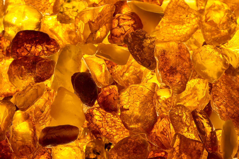 Baltic Gold Rush Illegal Amber Mining In Russia And Ukraine Is Destroying The Environment