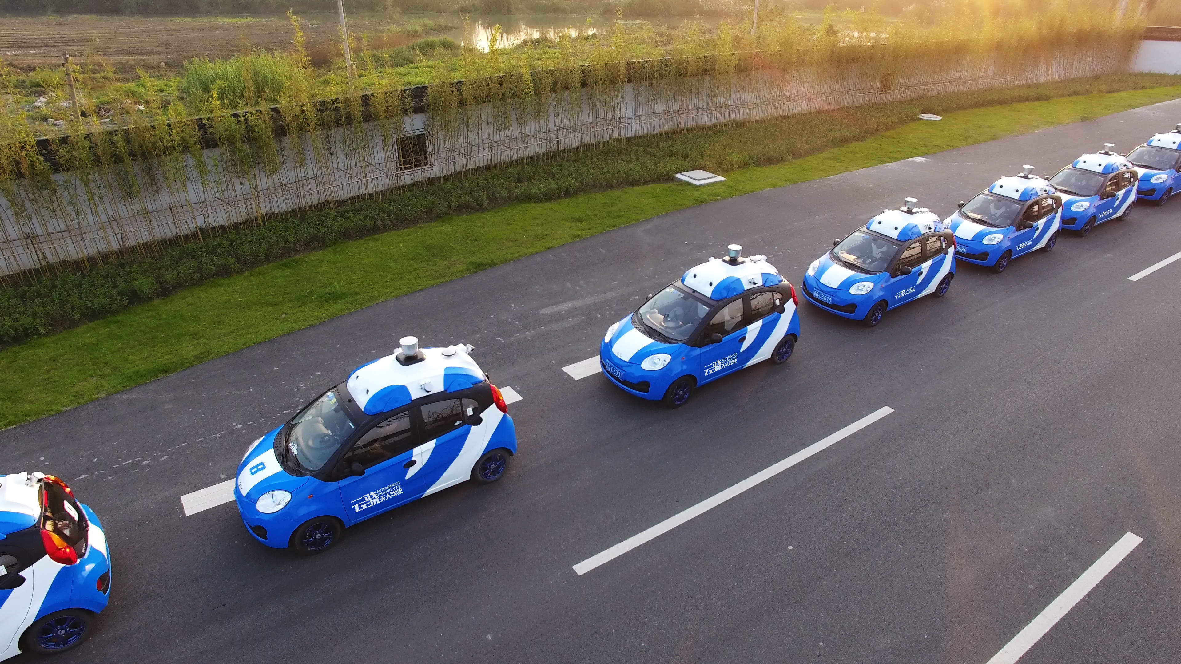 Chinese firm Baidu wants to open up its self-driving technology