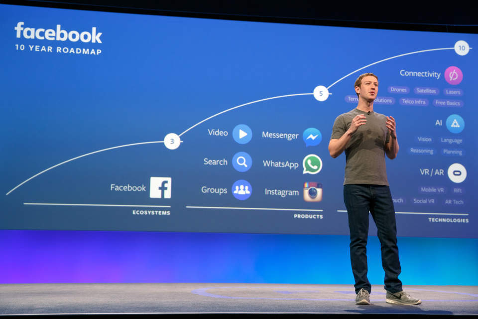 Facebook envisages a future where you can type with your brain