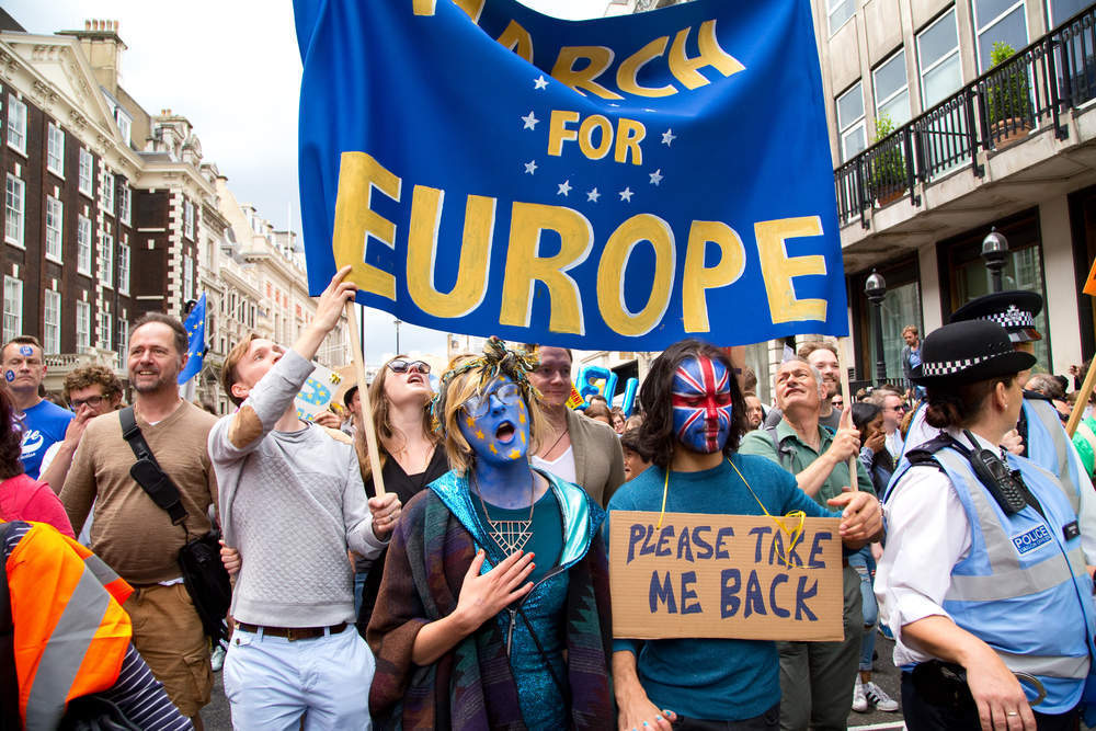 Brexit: These celebrities supported the remain campaign