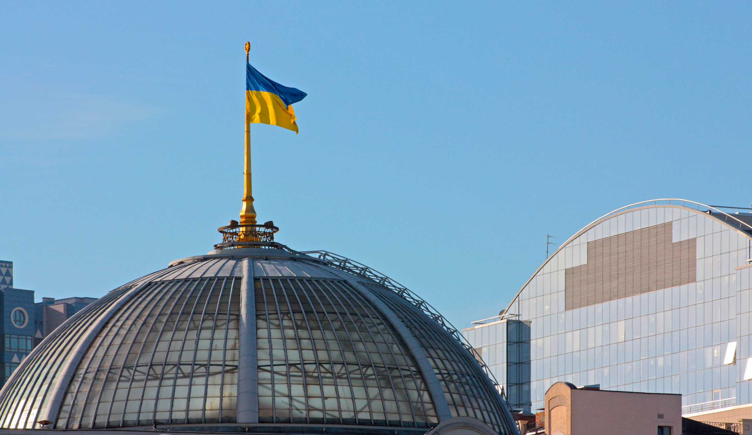 Ukraine's government is going to store its data on the blockchain