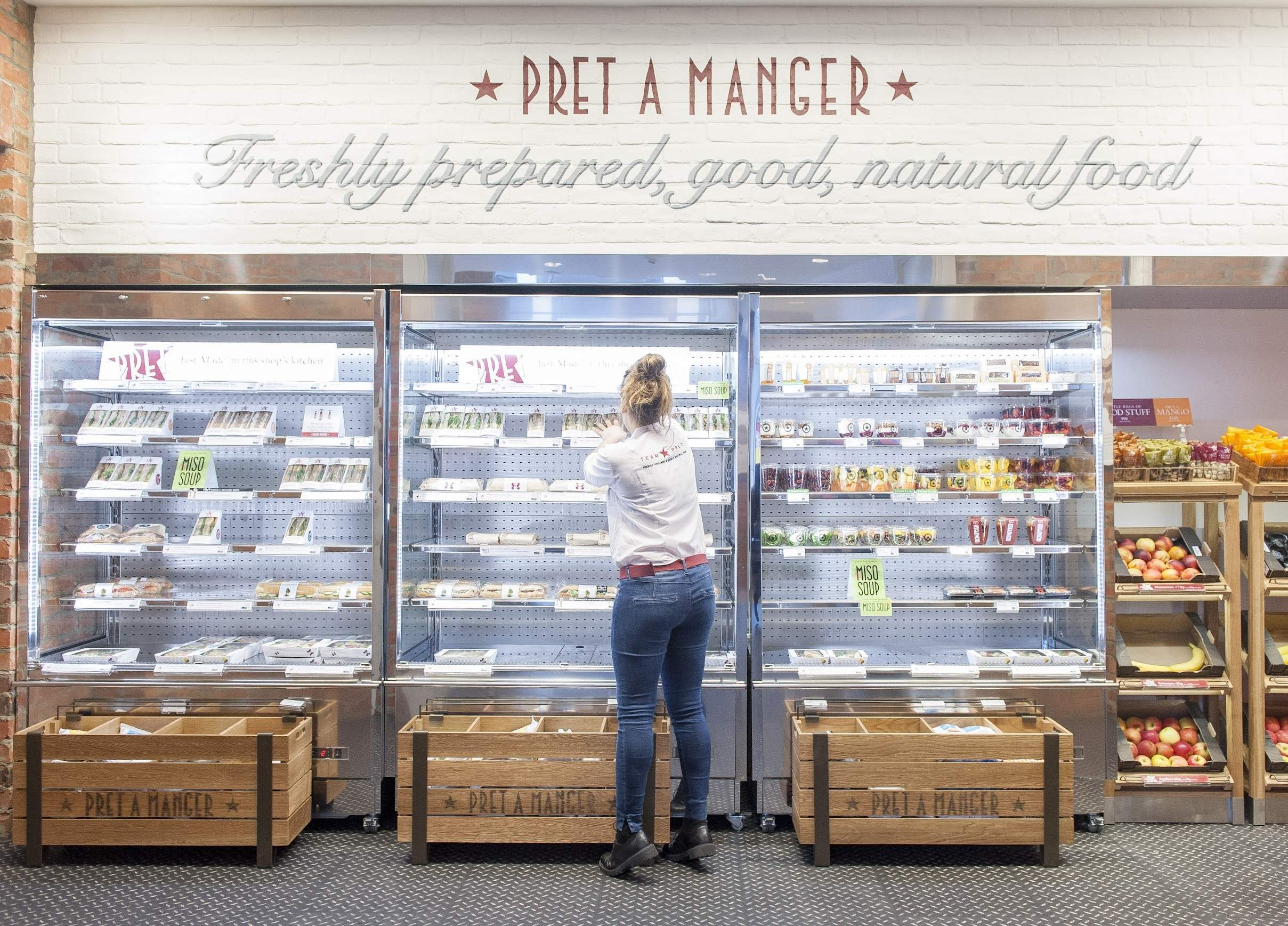 The rumour mill is churning: is Pret A Manger heading for an IPO?