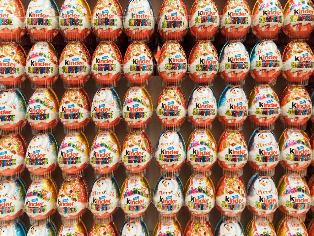 Kinder Joy eggs are coming to the US — here's how Ferrero made it happen