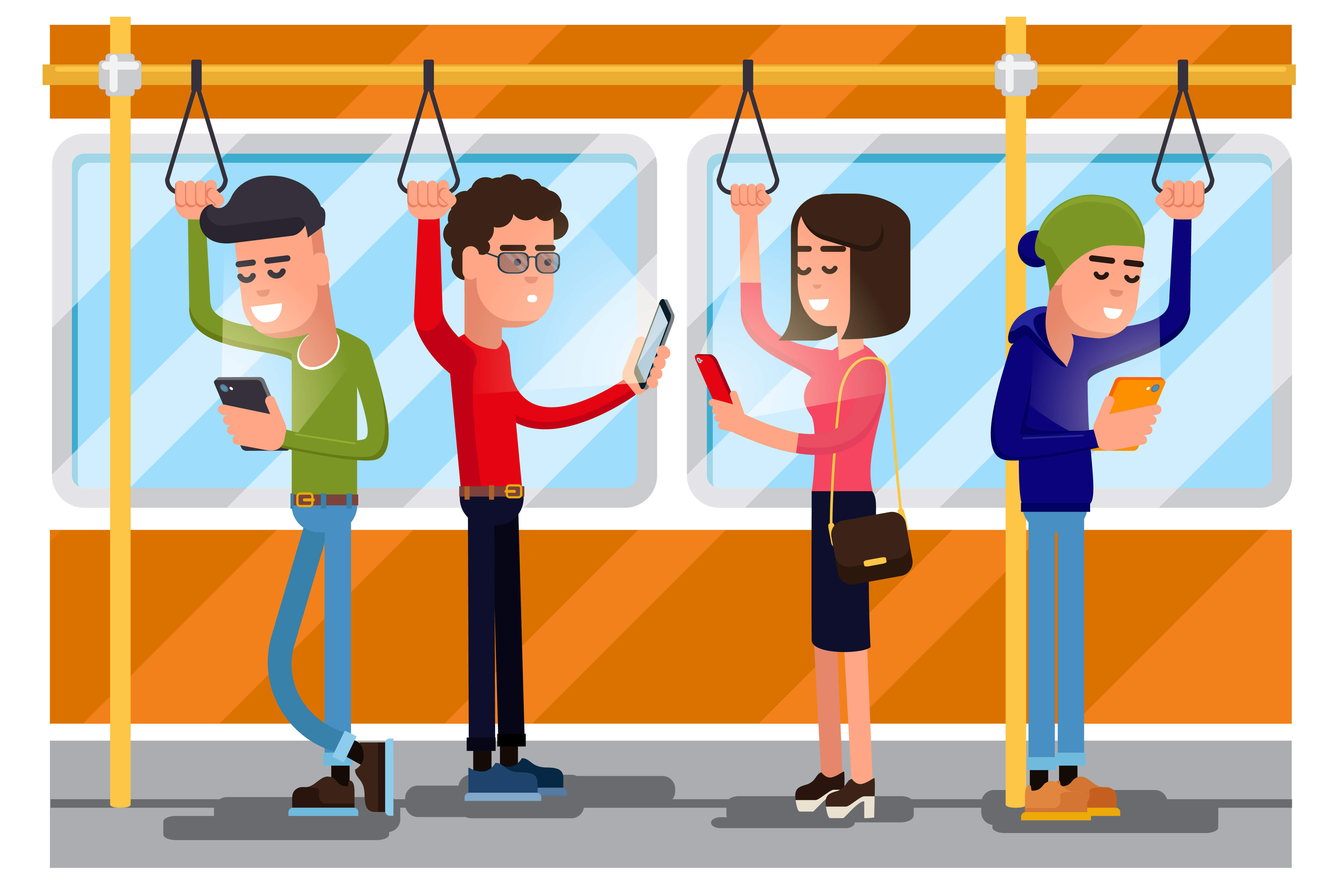 Mobile phones on the tube: who's really going to benefit?