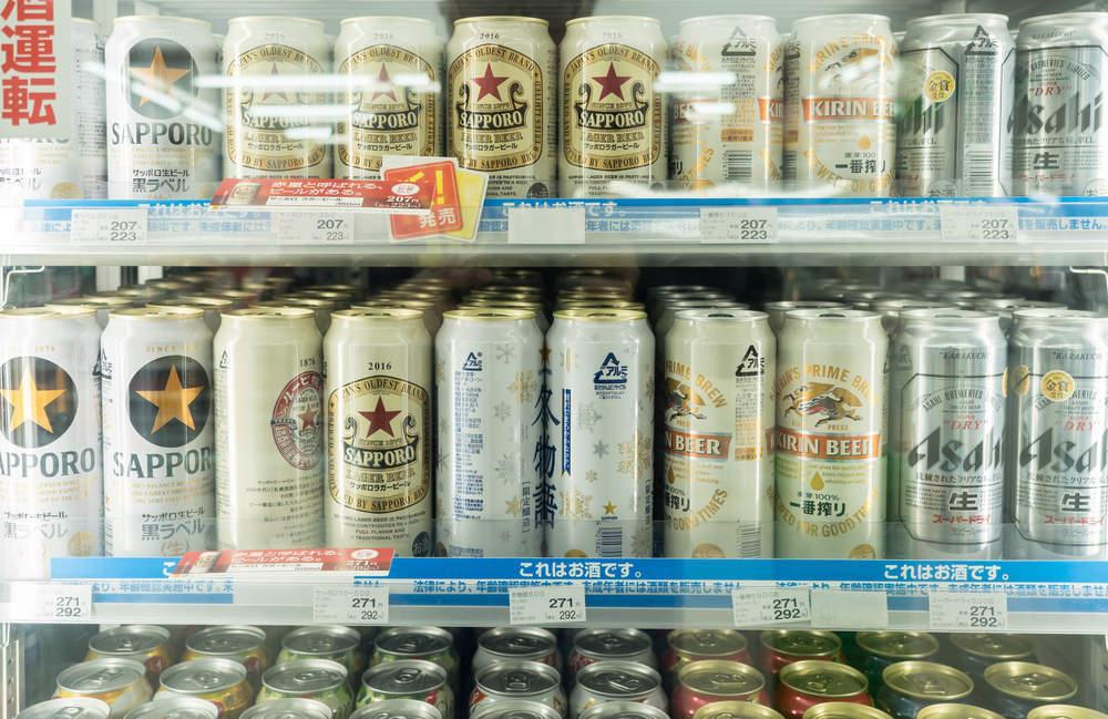 Could beer soft drinks save Japan's shrinking beer market?