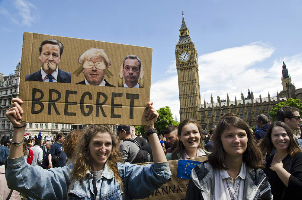 Do people regret voting for Brexit?