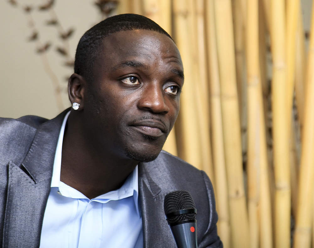 Rapper Akon considers IPO of his Chinese-funded African solar energy project