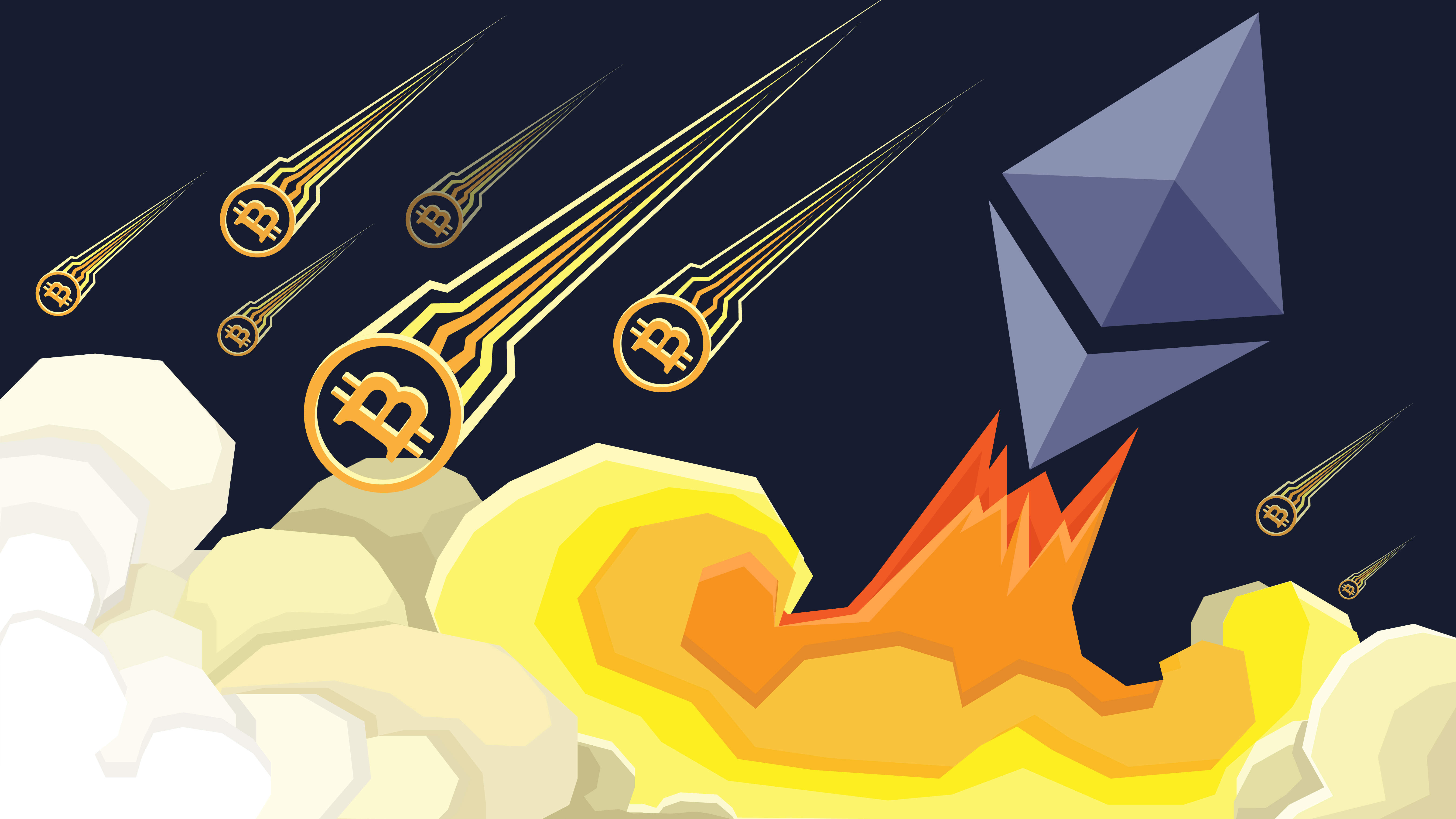 Move over bitcoin: Ethereum has smashed through the $200 mark