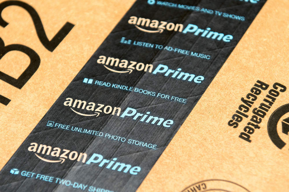 Trump accuses Amazon of not paying internet taxes