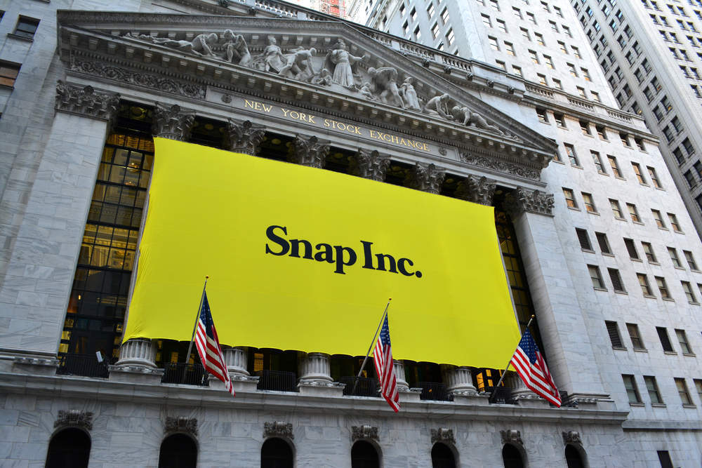 Snap stock hits its float price… is it all going wrong for the company?