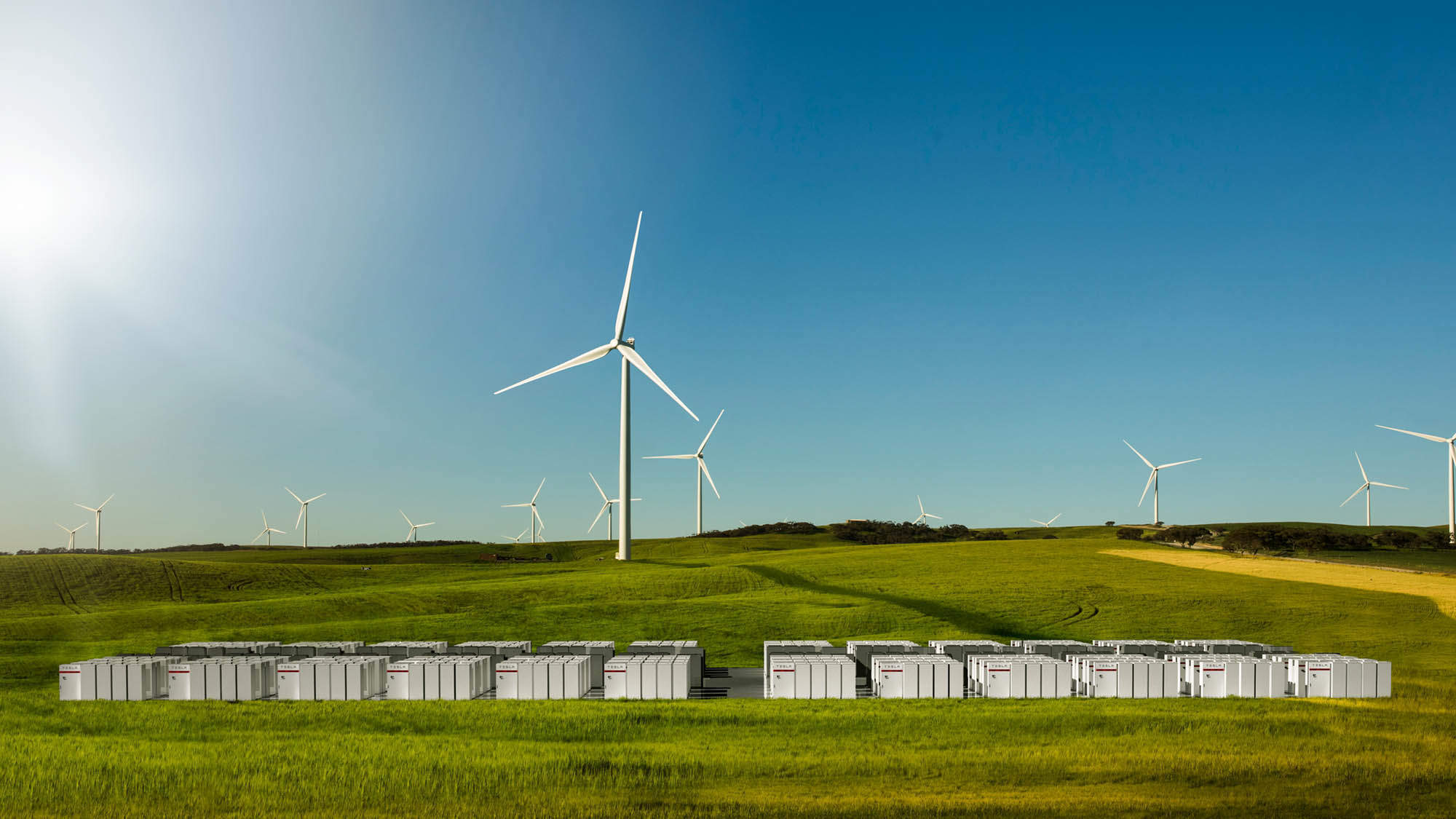 Tesla keeps promise to protect South Australia from energy crises with battery power