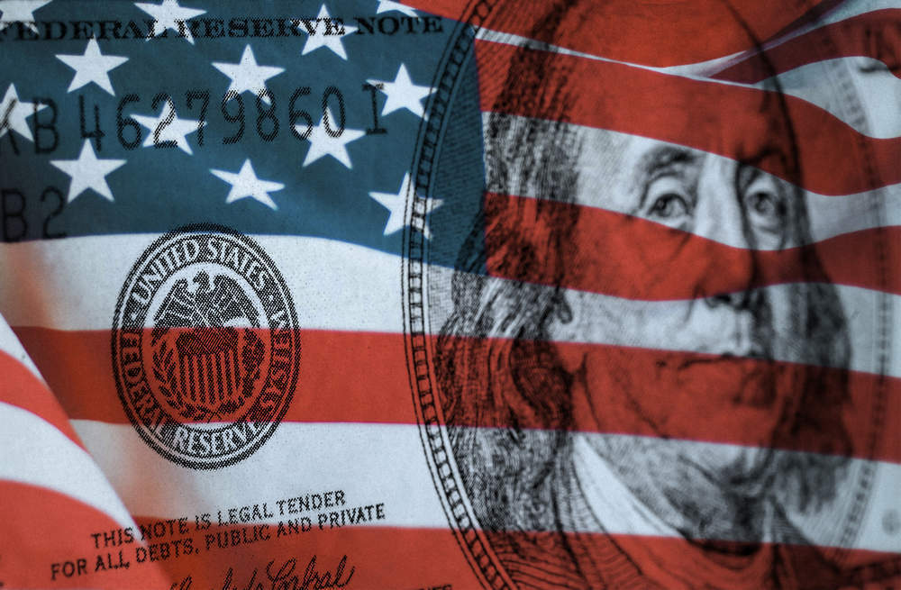 The Fed hints at further interest rate rises, signalling continued US economic growth