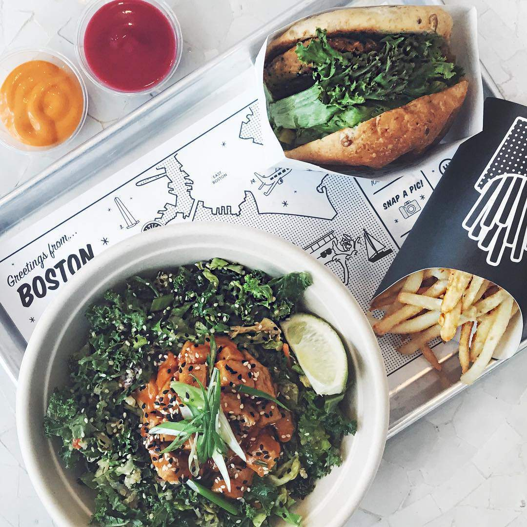 Why is vegan fast food attracting some of the world's biggest investors?