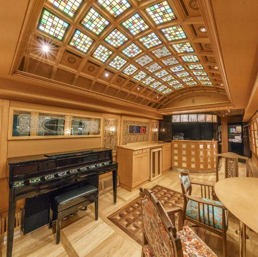 Cruise trains: the latest trend in luxury travel