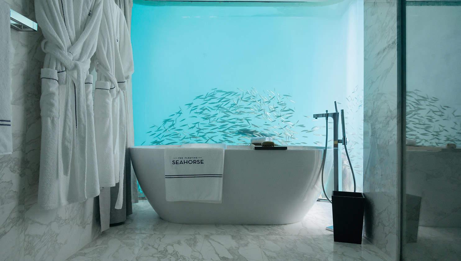 underwater hotels - verdict