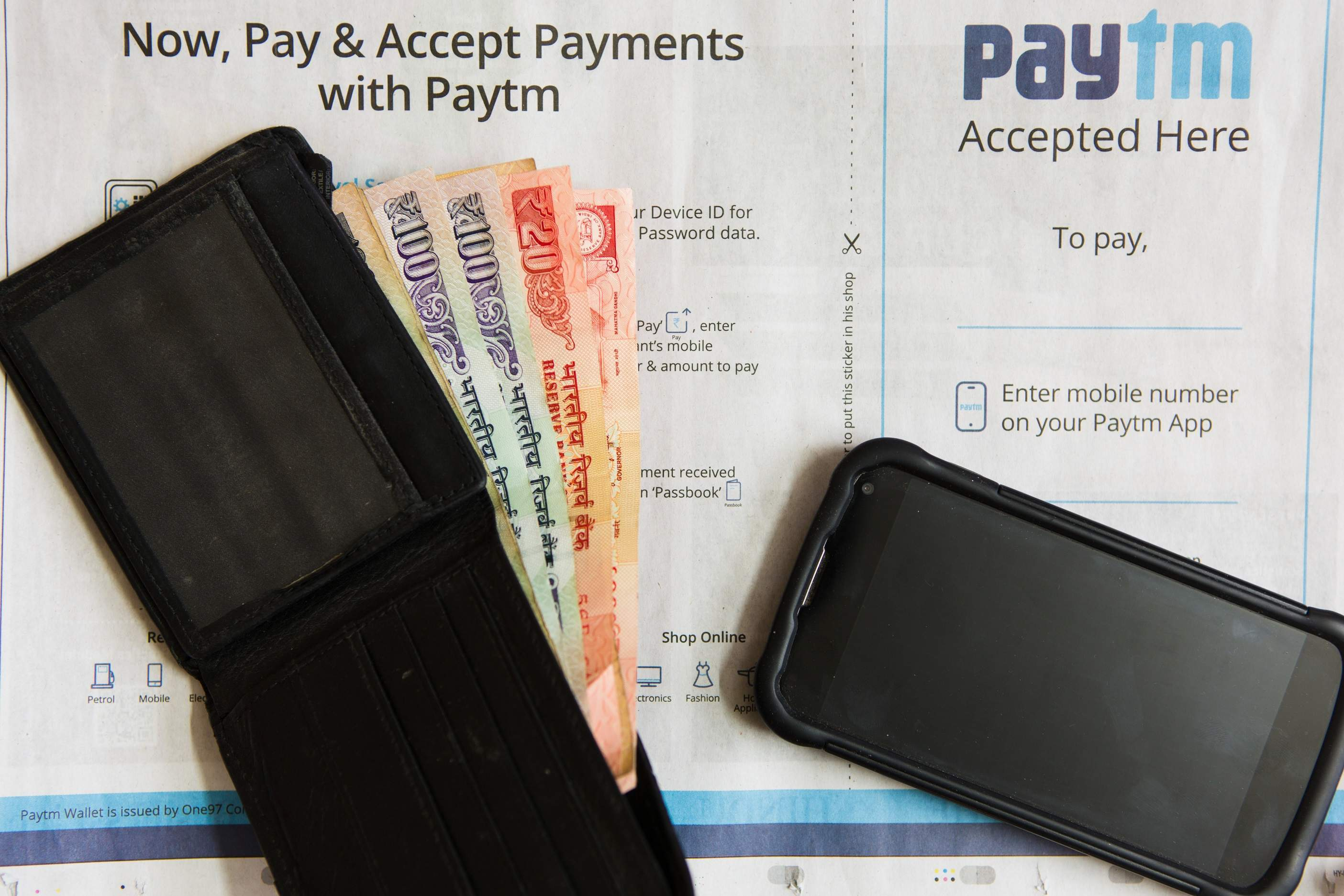 India's Paytm is looking to launch a messaging app to rival WhatsApp