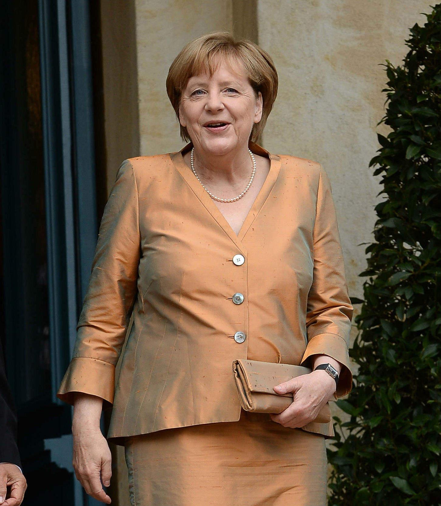 Angela Merkel Brexit
