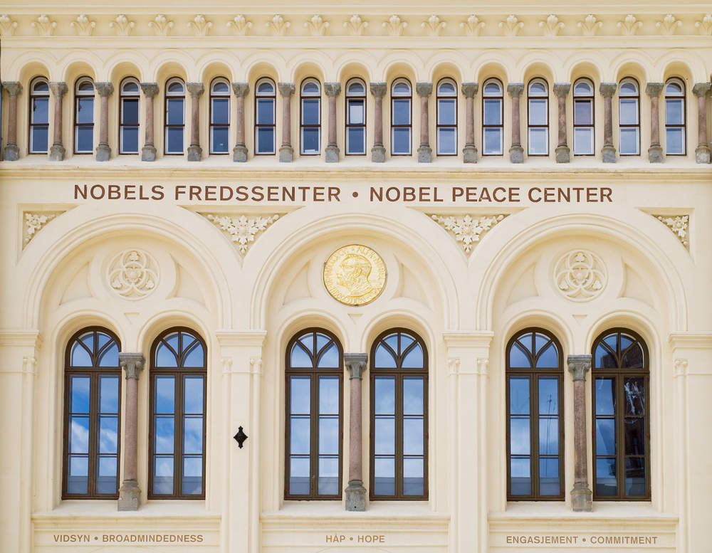 who is nominated for a nobel peace prize this year - Verdict