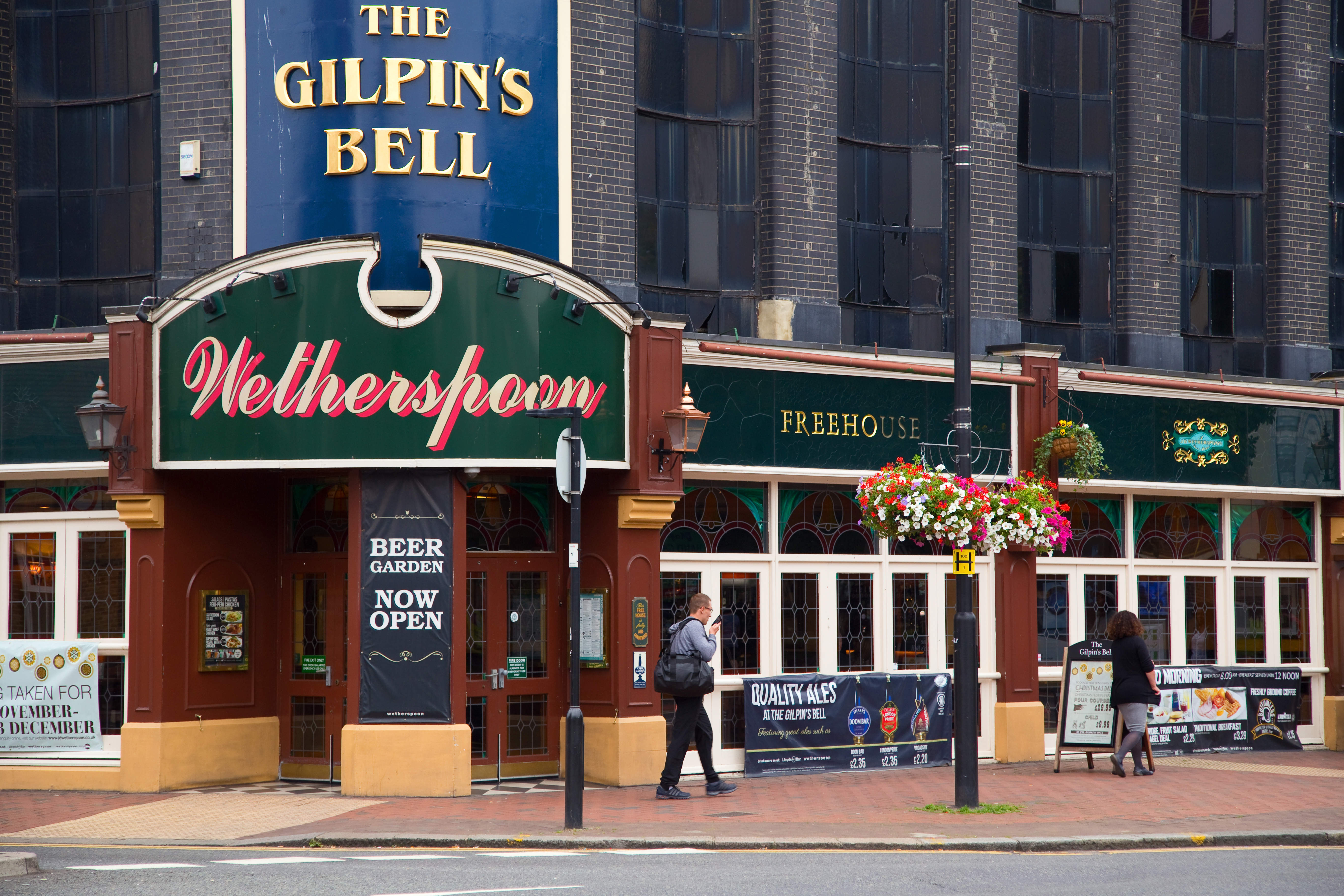 jd wetherspoons report Jd wetherspoon plc owns and operates pubs the principal activity of the company is development and management of public houses it operates primarily in united kingdom.