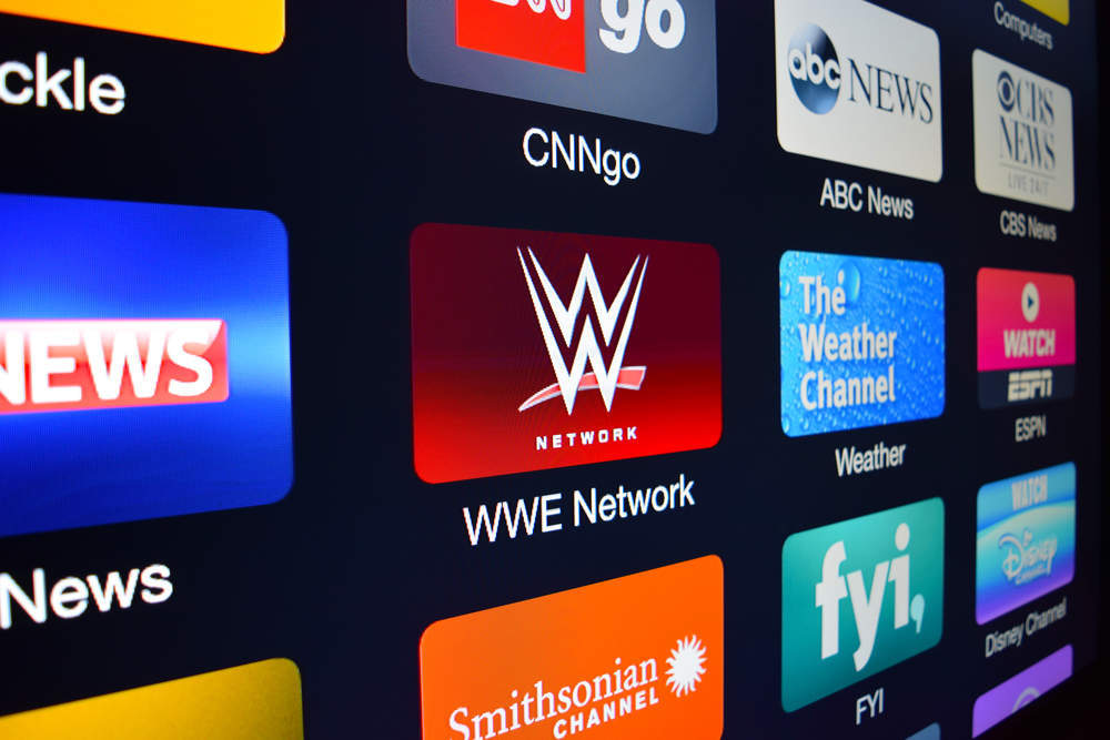 WWE is going global with China launch