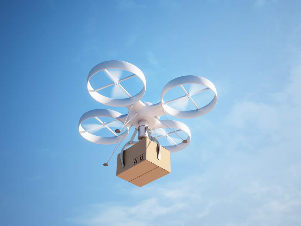 Amazon's new drone train patent looks seriously interesting