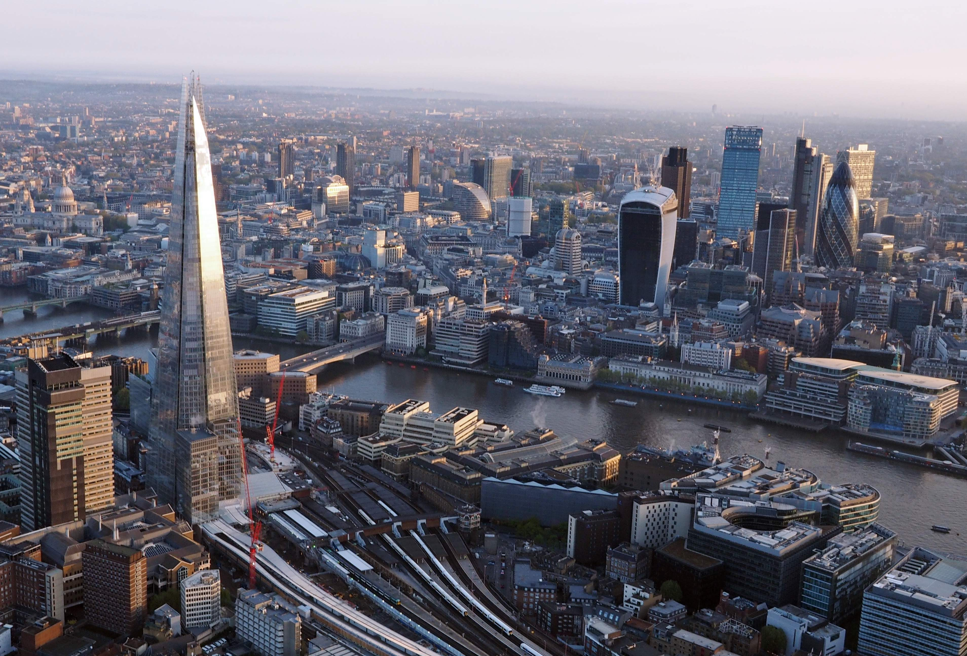 London tourism is set to increase 30 percent by 2025