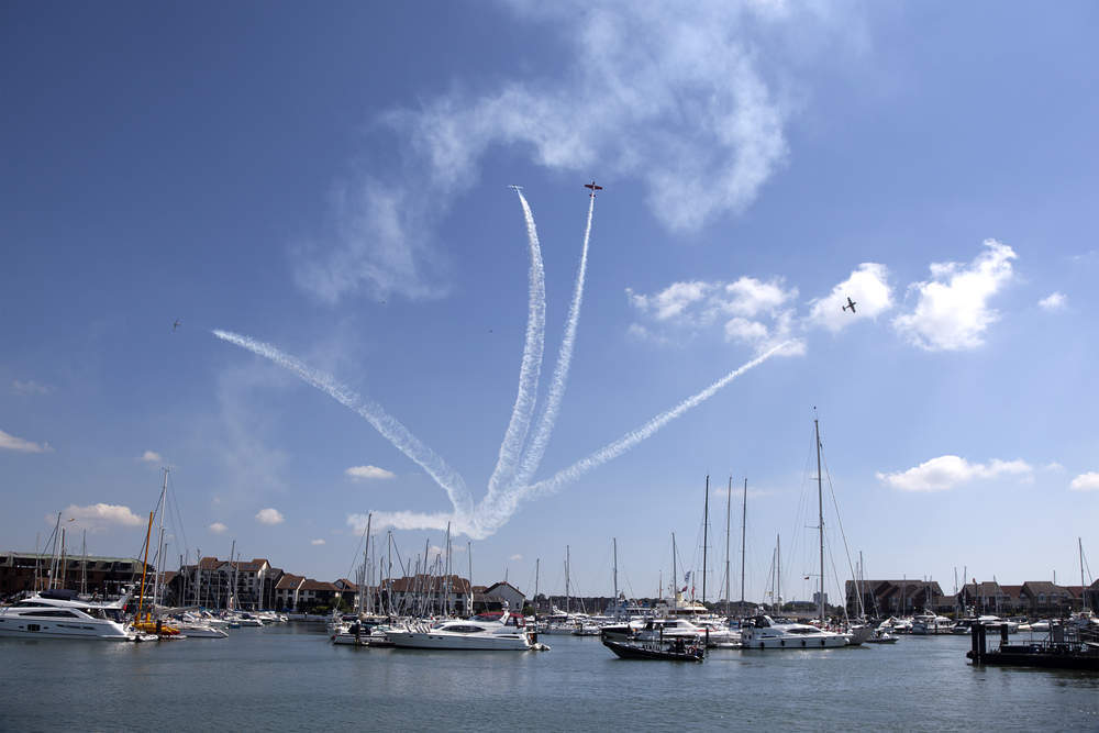 Southampton Boat Show opening times