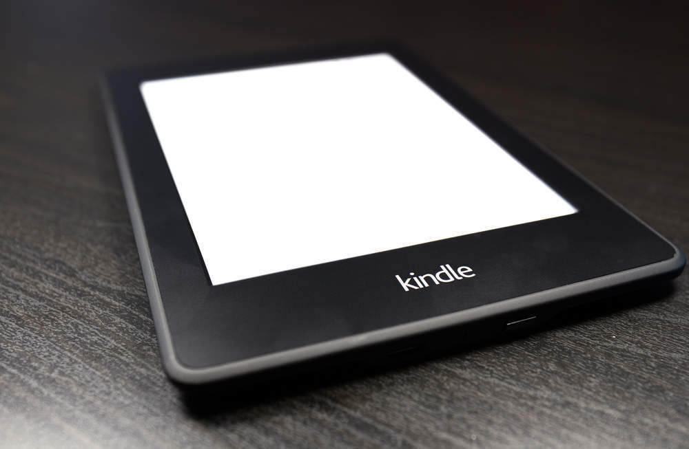 Kindle in Motion