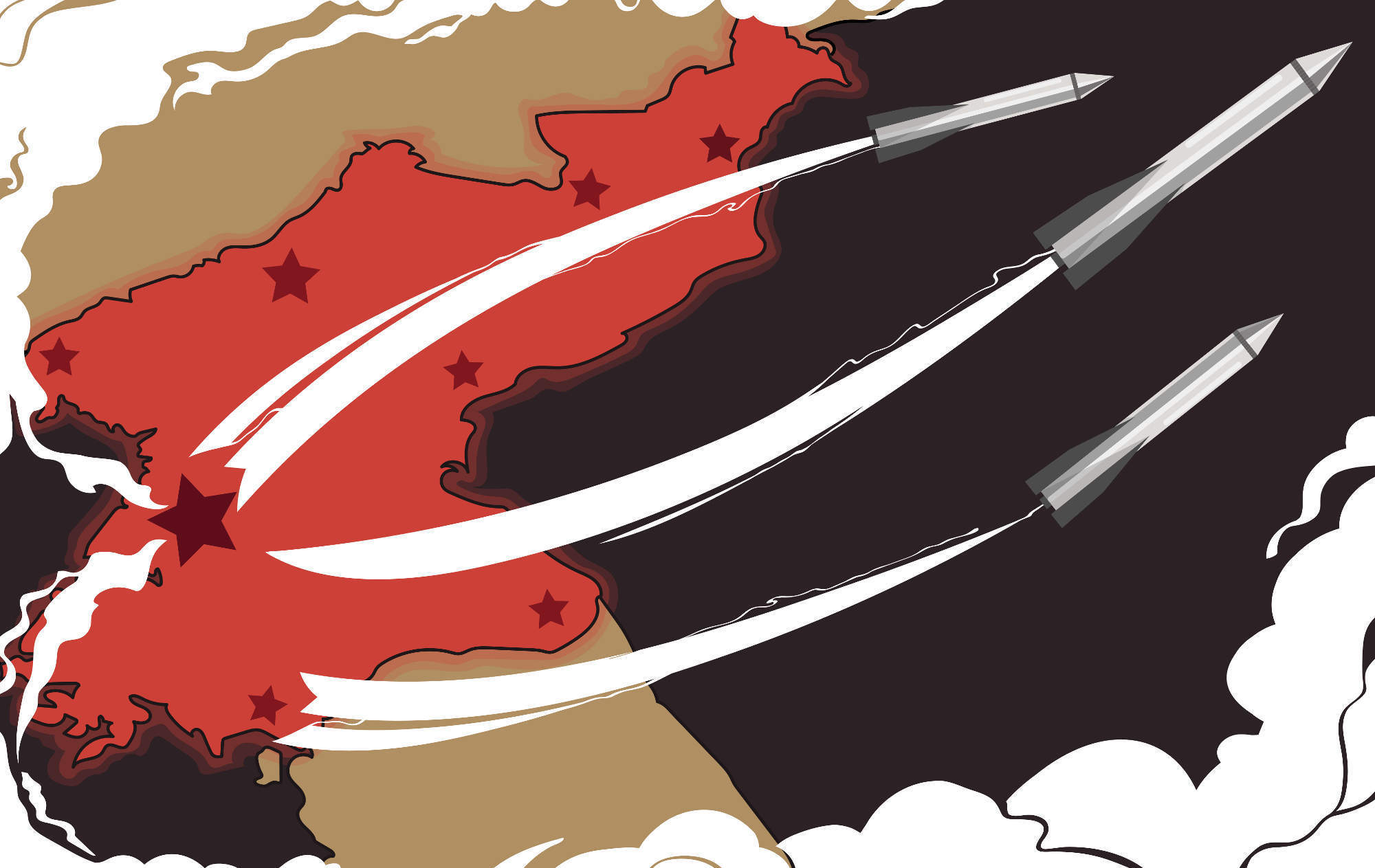 Some theories on why North Korea picked 2017 to threaten the West with nuclear war