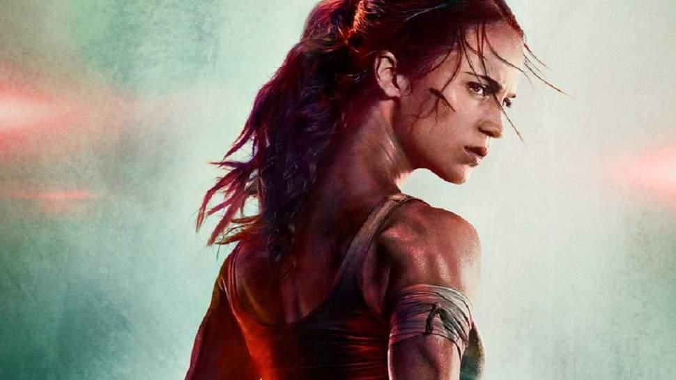 Tomb Raider and Terminator