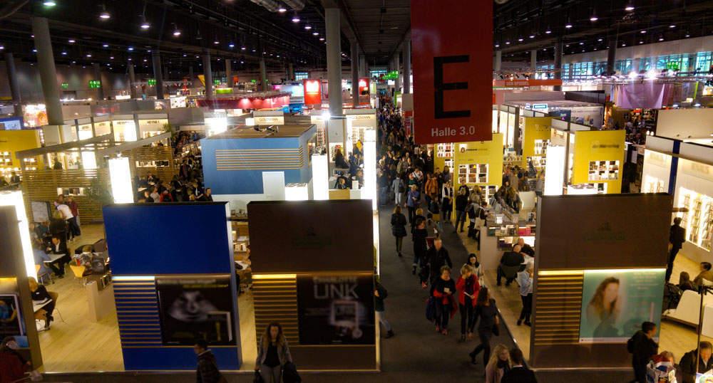 Frankfurt book fair - verdict
