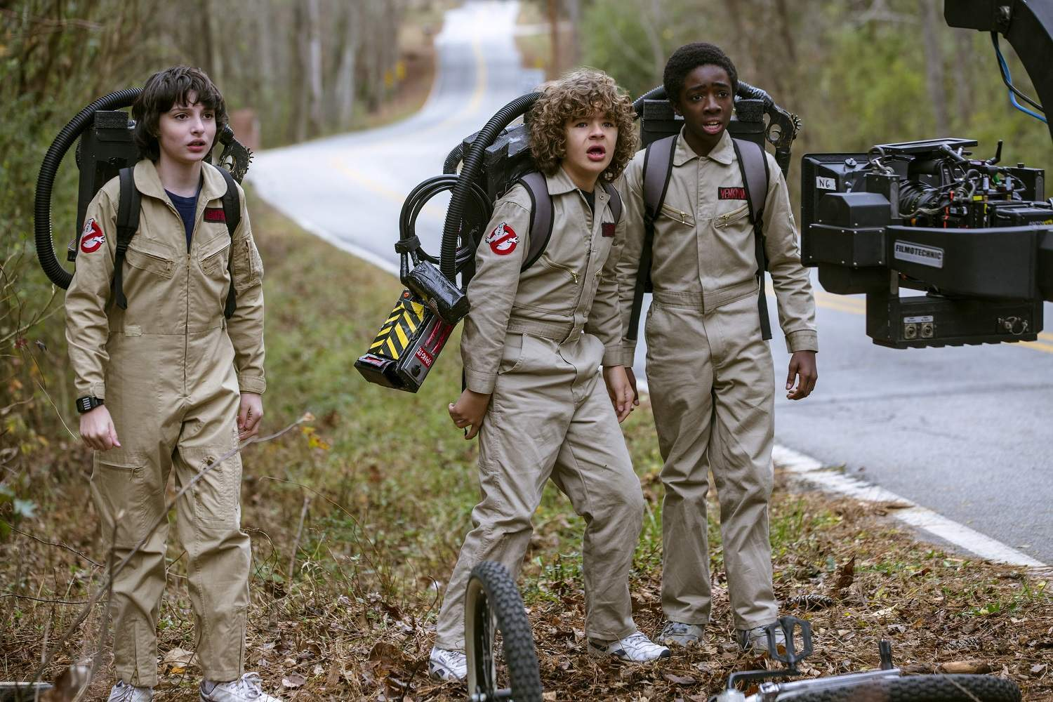 Stranger Things 2 release time
