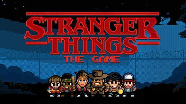 Stranger Things game walkthrough