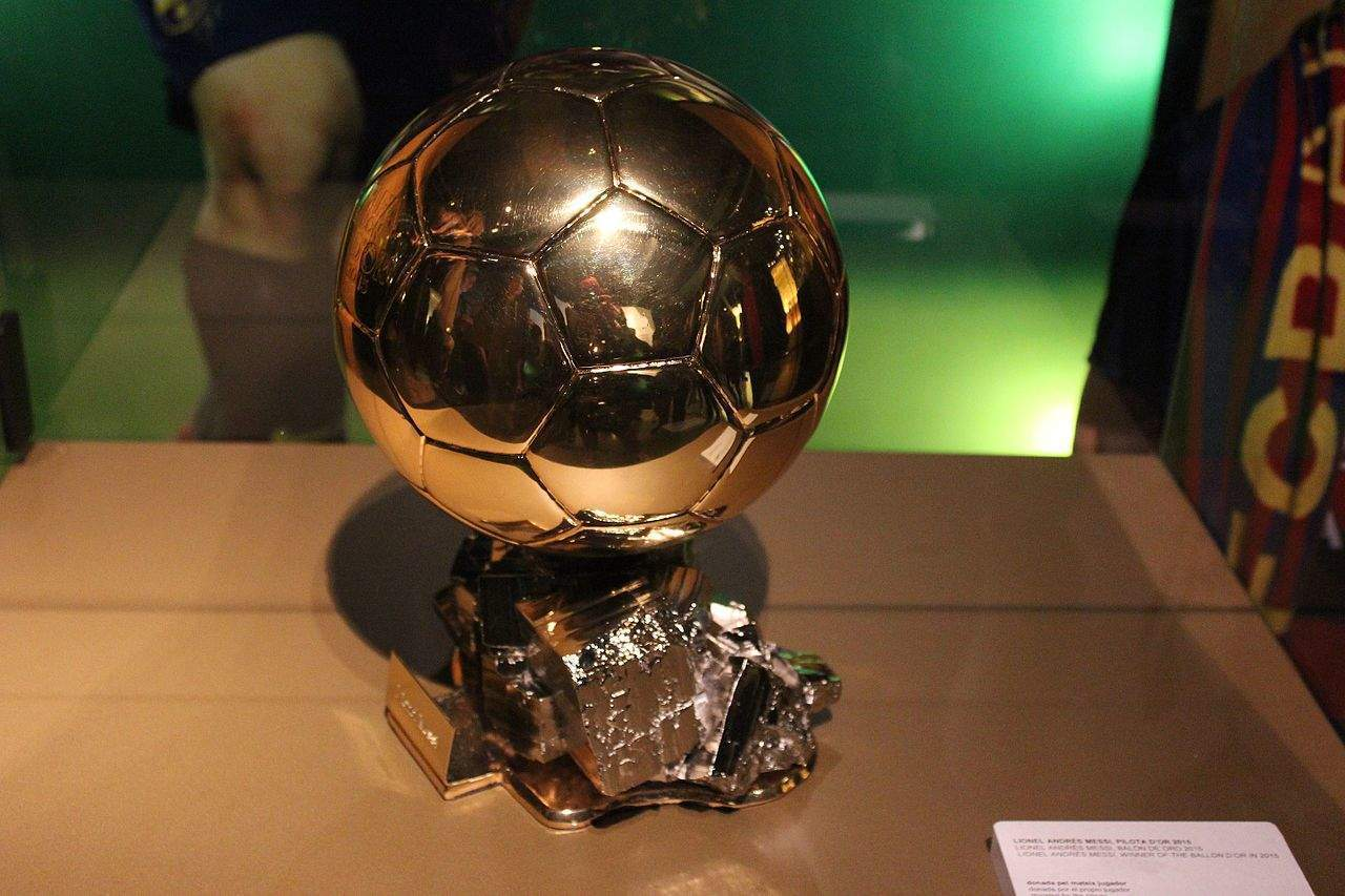 Ballon d'Or nominees