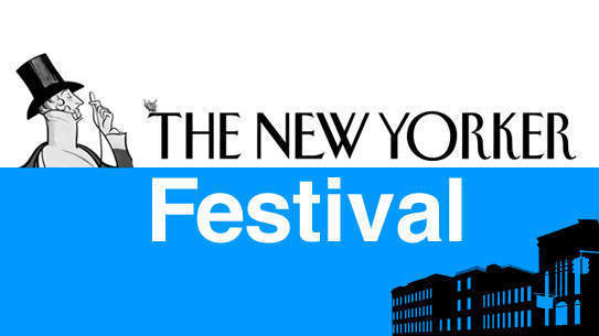 The New Yorker Festival 2017